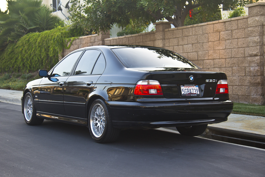 Handz 2002 E39 Bmw 530i Sport 5 Speed Daily Driver