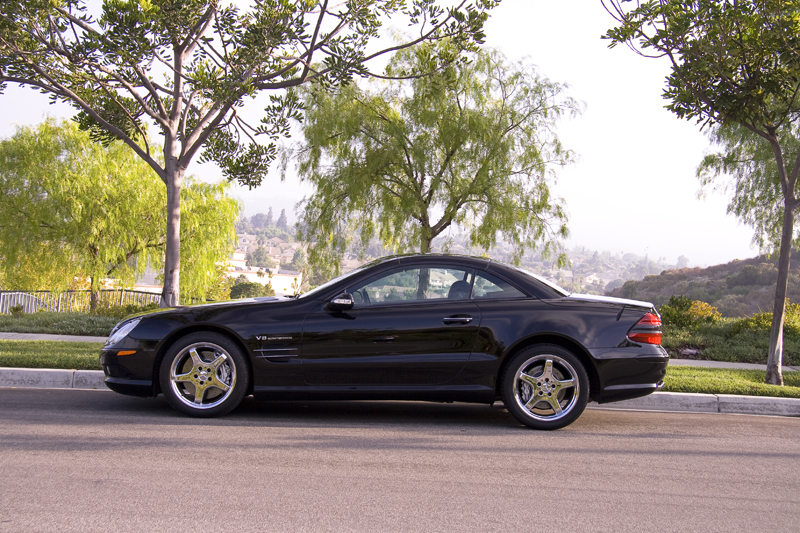 Handz detailed 2003 mercedes benz sl55 amg for 2003 mercedes benz sl55