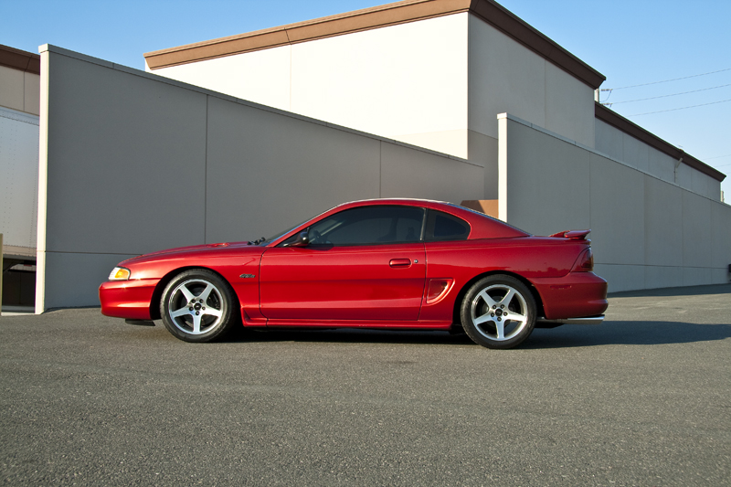 My 1998 Lazer Red Ford Mustang Gt Page 3